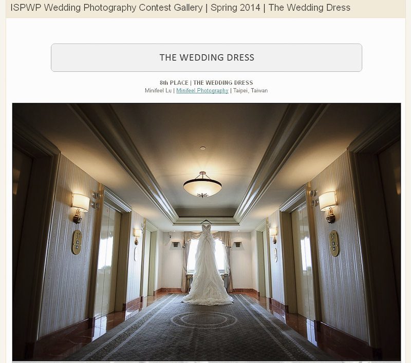 婚攝小寶,WPJA ,AGWPJA ,Fearless ,MINIFEEL, Awards,ISPWP,The Wedding Dress,Wedding Details,ISPWP,2014-3-2
