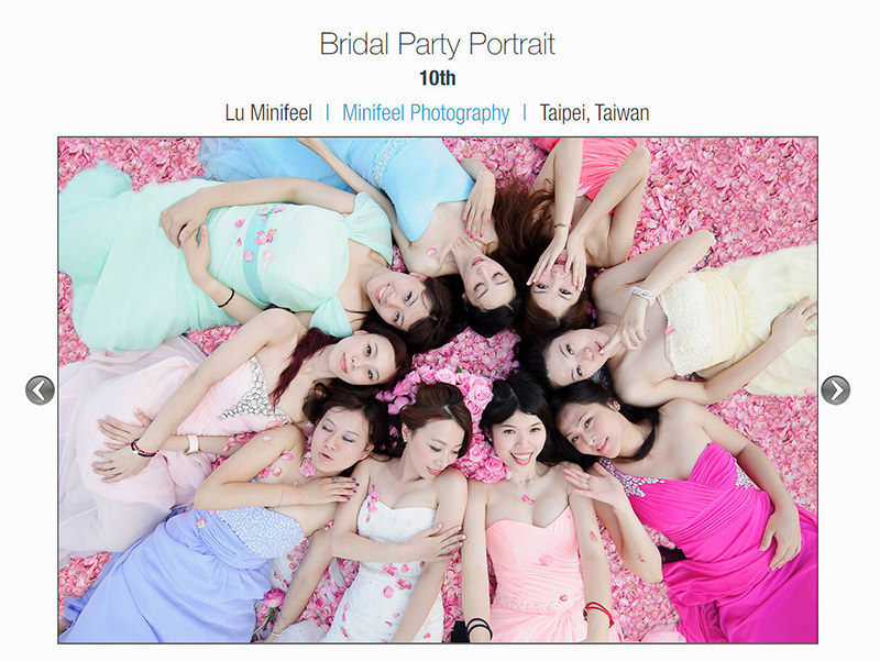 婚攝小寶,ispwp台灣,MINIFEEL, Awards,ISPWP, ispwp2015,Bridal Party Portrait